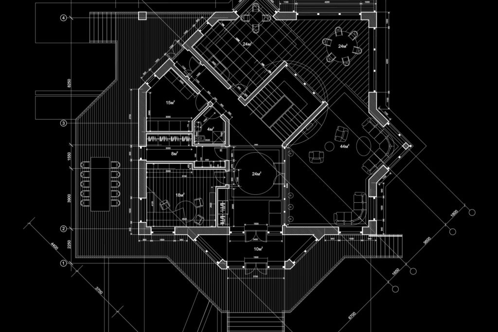 Using cad to create outstanding architectural designs for Architectural design services
