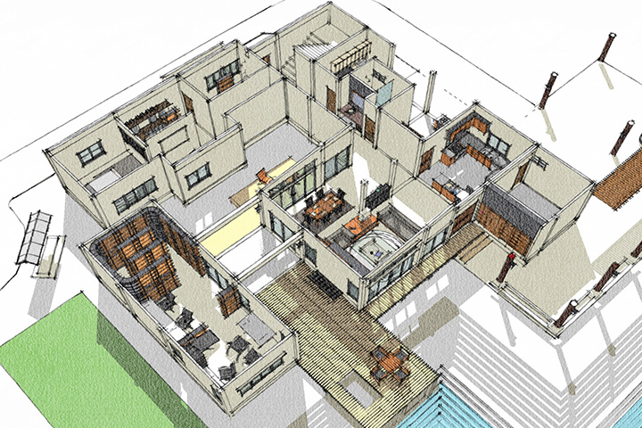 autocad to sketchup Archives - The Engineering Design Technology