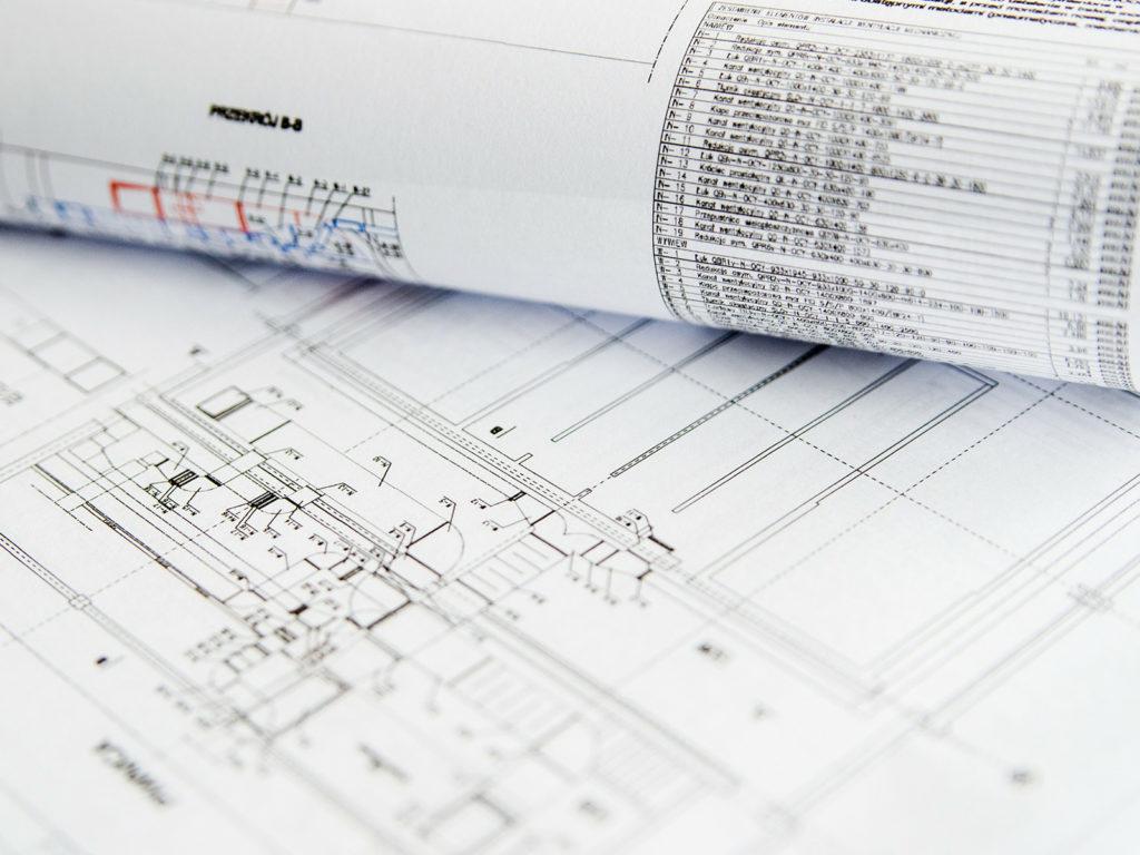 Architect plan
